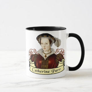 Catherine Parr Mug