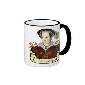 Catherine Parr Taza De Dos Colores