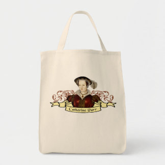 Catherine Parr Tote Bag