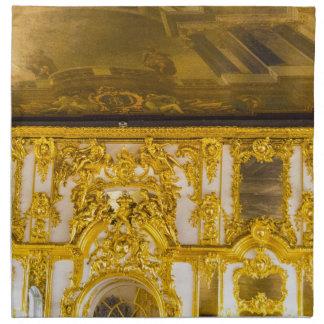 Catherine's Great Palace Tsarskoye Selo Ball Room Cloth Napkin