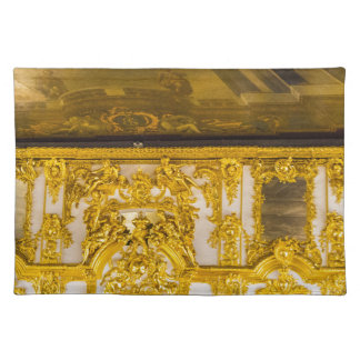 Catherine's Great Palace Tsarskoye Selo Ball Room Cloth Placemat