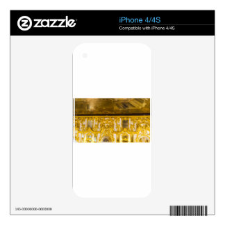 Catherine's Great Palace Tsarskoye Selo Ball Room Decals For iPhone 4S