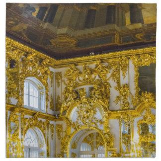 Catherine's Great Palace Tsarskoye Selo Ball Room Napkin
