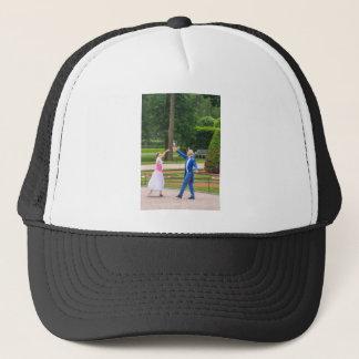 Catherine's Great Palace Tsarskoye Selo Dancers Trucker Hat