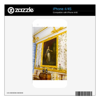 Catherine's Great Palace Tsarskoye Selo Decal For The iPhone 4S