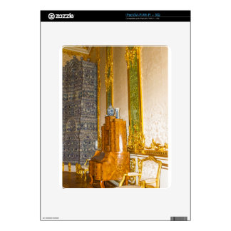 Catherine's Great Palace Tsarskoye Selo Decals For iPad