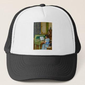 Catherine's Great Palace Tsarskoye Selo Harpsichor Trucker Hat