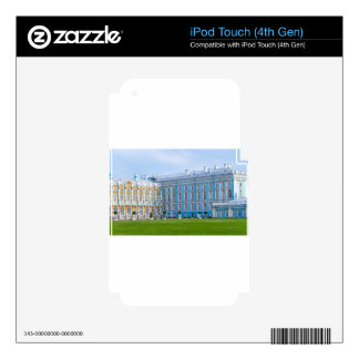 Catherine's Great Palace Tsarskoye Selo Skins For iPod Touch 4G