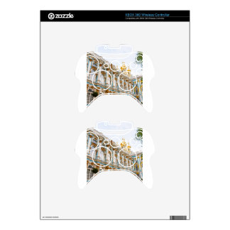 Catherine's Great Palace Tsarskoye Selo Xbox 360 Controller Decal