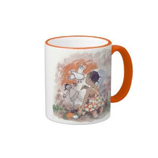 Catherine Stock/Sassifi Ringer Coffee Mug