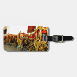 Catherine's Palace Russia Carriage House Bag Tag