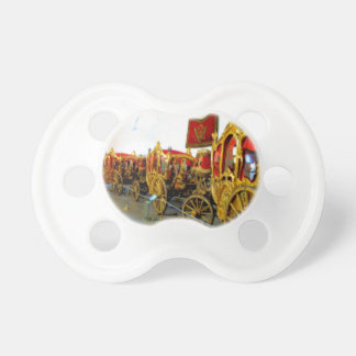 Catherine's Palace Russia Carriage House Pacifier