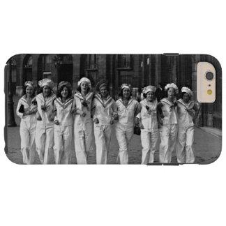 Catherinettes rue de la Paix Paris France 1932 Tough iPhone 6 Plus Case