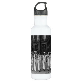 Catherinettes rue de la Paix Paris France 1932 Water Bottle