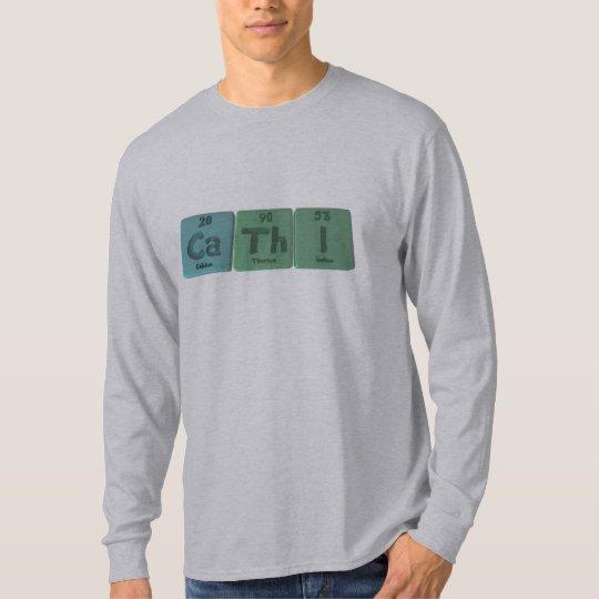 Cathi as Calcium Thorium Iodine T-Shirt