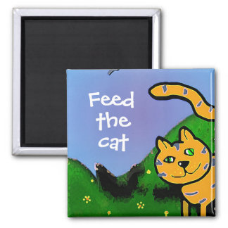 cathill 2 inch square magnet