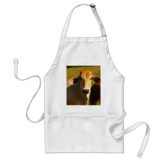 Cathine the cute cow aprons