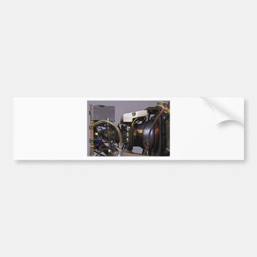 Cathode Ray Tube Bumper Sticker