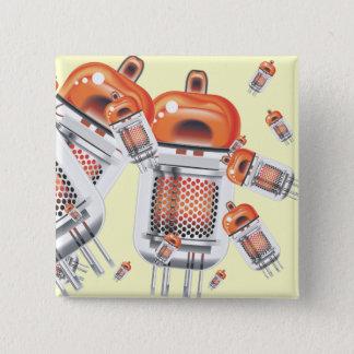 Cathode Ray Tubes Pinback Button