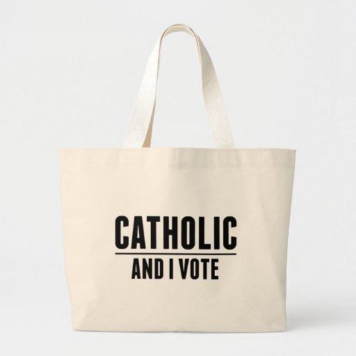 Cathoilc Voter Bag