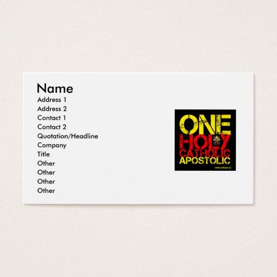 Catholic business card zazzle catholic business card colourmoves
