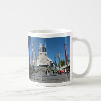 Catholic Cathedral - Liverpool Classic White Coffee Mug