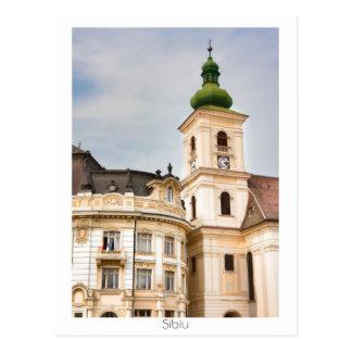 Catholic Cathedral Postcard