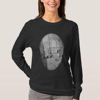 Catholic Cathedral Ruins During Civil War, 1865 T-Shirt