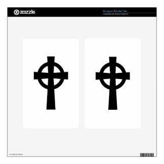 Catholic Celtic Cross Skins For Kindle Fire