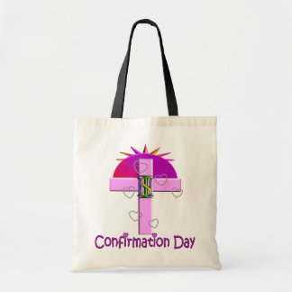 Catholic Confirmation Day Gifts for Kids Tote Bag