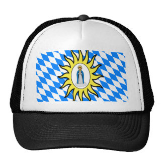 Catholic League Flag 30 Years War Mary Gift Mother Trucker Hat
