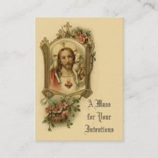 Catholic Business Cards Zazzle
