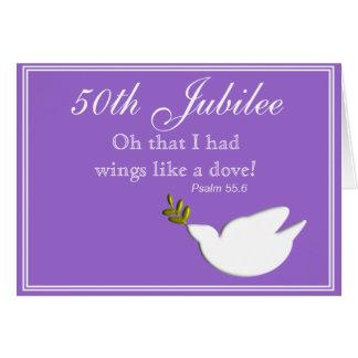 "Catholic Nun ""50th Jubilee"" Cards & Gifts"