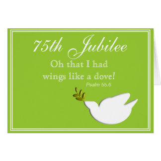 "Catholic Nun ""75th Jubilee"" Cards & Gifts"