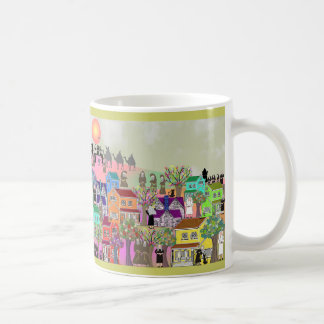 Catholic Nun & Catholic Monk Art Gifts Coffee Mug