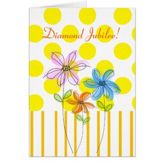 Catholic Nun Diamond 75th  Jubilee Cards & Gifts