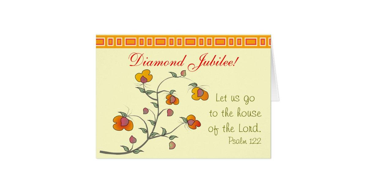 Catholic nun diamond jubilee card zazzle yadclub Gallery