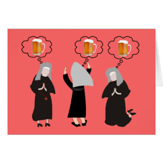 Catholic Nun Gifts~~Hilarious Card