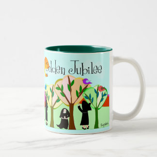 Catholic Nun Golden Jubilee Gifts Coffee Mugs