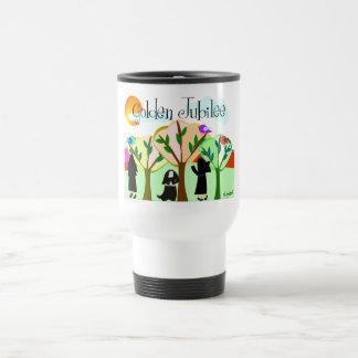 Catholic Nun Golden Jubilee Gifts Travel Mug