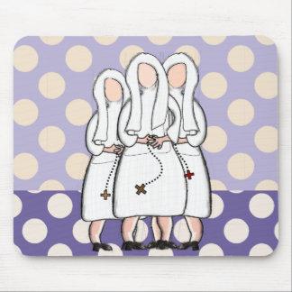 Catholic Nuns Jubilee Gifts Mouse Pad