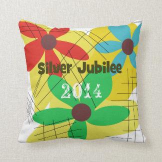 Catholic Nuns Jubilee Pillow Floral