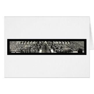 Catholic Pontifical Mass Photo 1931 Cards