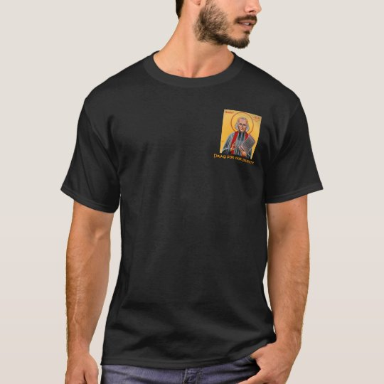 "Catholic ""Pray for our priests"" T-shirt"