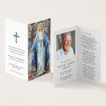 Catholic Prayer Cards | Hail Mary