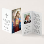 Catholic Prayer Cards | Sacred Heart