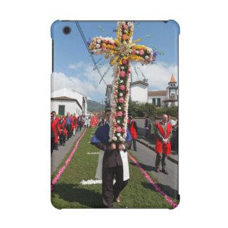 Catholic procession in the Azores iPad Mini Cases