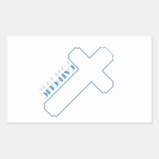 Catholic Rectangular Sticker