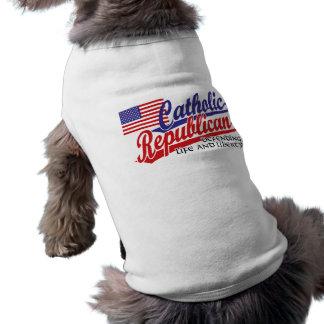 Catholic Republican Shirt