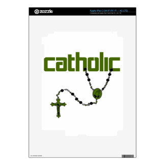 Catholic Rosary iPad 3 Decals
